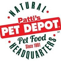 Patti's PET DEPOT