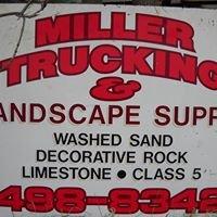 Miller Trucking & Landscape Supply Inc
