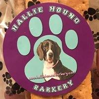 Hallie Hound Barkery