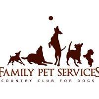 Family Pet Services
