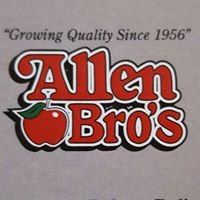 Allen Brothers Farm Stand