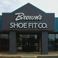 Brown's Shoe Fit Co. Hutchinson, Ks