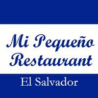 Mi Pequeño El Salvador Restaurant