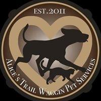 Alice's Trail Waggin Pet Services