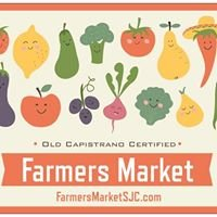 Old Capistrano Certified Farmers Market