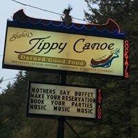 Shirley's Tippy Canoe