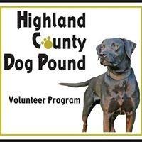 Highland County Dog Pound Volunteer Program (Ohio)