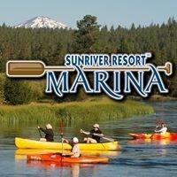Sunriver Resort Marina