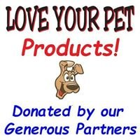 Love Your Pet Products from Our Partners