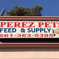 Perez Pets Feed &Supply