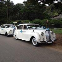 Bride & Vroom Pty Ltd  Wedding cars