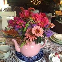 The Song Garden Flower Farm and Tea House of Cornish, NH
