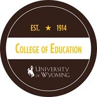 University of Wyoming College of Education