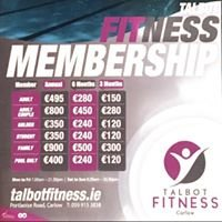 Inspirit Health & Leisure Club at the Talbot Hotel Carlow