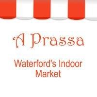 A Prassa  Waterfords Indoor Market