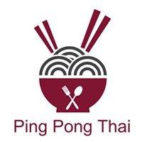 Ping Pong Thai Restaurant