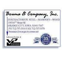 Bouma & Company Construction