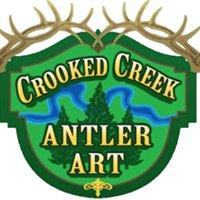 Crooked Creek Antler Art