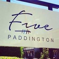 Five Paddington