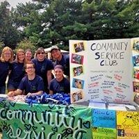 Maryville University Community Service Club