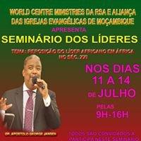 Igreja Evangelica Arca De Salvacao De Mocambique