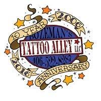 Bozeman's Tattoo Alley