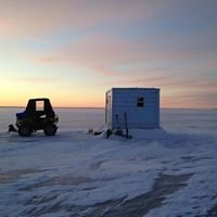 Jerry Brandt's Ice Fishing