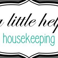 A little help housekeeping