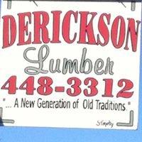 DERICKSON LUMBER CO