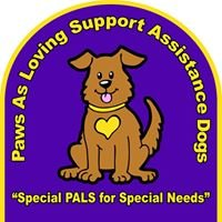 Paws As Loving Support (PALS) Assistance Dogs