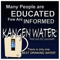 Salute Health & Wellness  Kangen Water