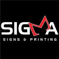 Sigma Signs and Printing