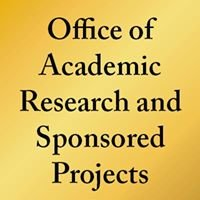 St. Mary's University Office of Academic Research and Sponsored Projects