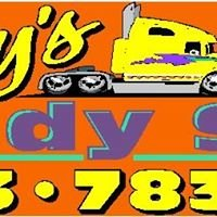 Dusty's Body Shop
