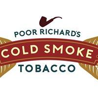 Poor Richard's Cold Smoke Tobacco