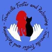 Townsville foster and rehoming animals.