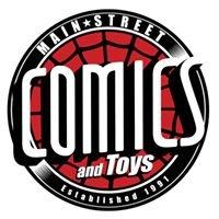 Main Street Comics & Toys
