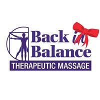 Back in Balance Therapeutic Massage