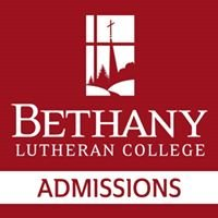 Bethany Lutheran College Admissions