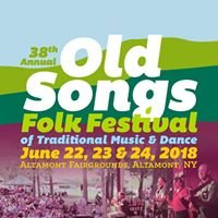 Old Songs Folk Festival