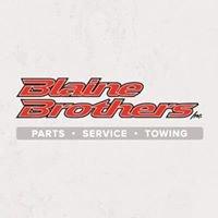 Blaine Brothers Inc