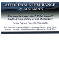 Affordable Insurance of Bozeman
