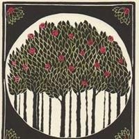 Marjorie Bennett Linoleum Art