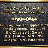 UConn - The Zwick Center for Food and Resource Policy
