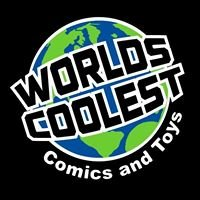 World's Coolest Comics and Toys