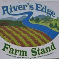 River's Edge Farm Stand Open May-October