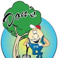 Don's Garden Shop & Landscape Materials