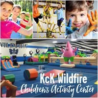 Kck Wildfire Children's Activities Center