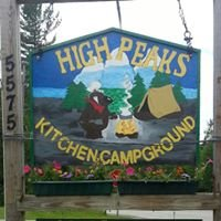 High Peaks Kitchen and Campground