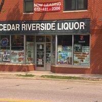 Cedar Riverside Liquor